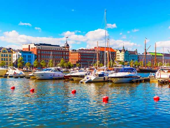 3. Finland — Around 75% of expats gave positive ratings for the quality of the medical care and on an average expat salary, expats rated the country highly for affordability.