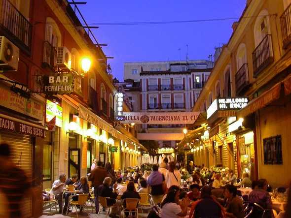 10. Spain —Having one of the shortest working weeks in the world, combined with a culture that is famed for its healthy diet and attitude towards dining, helps the nation enter the top 10 for health and well-being.