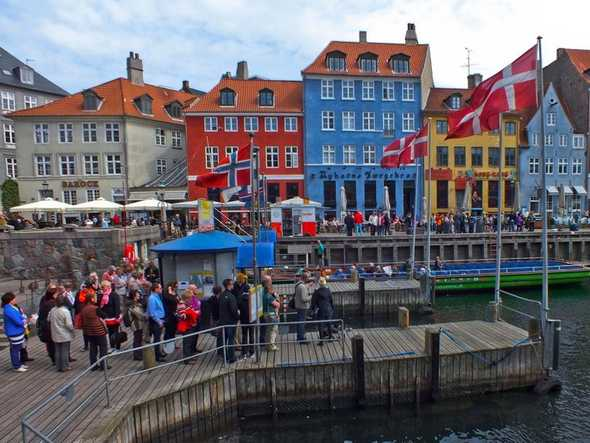 6. Denmark —The country has slipped down several rankings due to the rising cost of living impacting on every day life, but health and well-being still remains strong for expats.