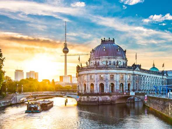 7. Germany —The country is reliable for job security and a good quality of life and access to quality healthcare is also rated highly by expats.